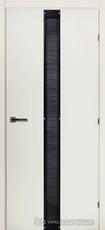 Дверь Краснодеревщик 50 02 (стекло сетка) с фурнитурой, Белый CPL